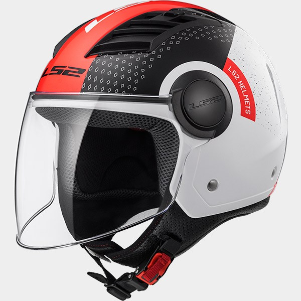 OF562 AIRFLOW L CONDOR WHITE BLACK RED
