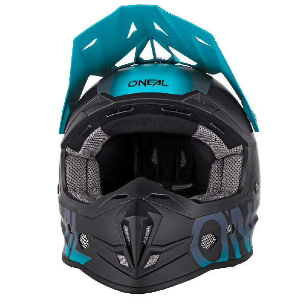 CASCO ONEAL 5 SERIES BLOCKER BLACK/TEAL