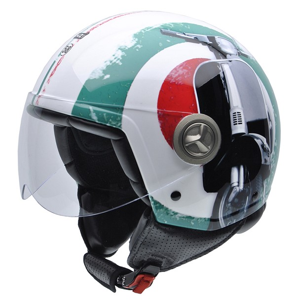 CASCO ZETA GRAPHICS SUPERCINQUANTOTTO NZI